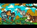 Мультики для малышей - Три котенка -  Большие хвастуны (6 сезон | серия 6)