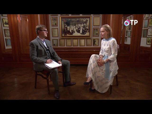 Большое интервью на ОТР. Юлия Пересильд (06.05.2017)