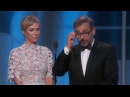 Steve Carell Kristen Wiig HILARIOUS in Golden Globes 2017