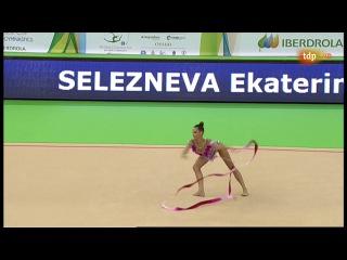 Екатерина Селезнева - лента (многоборье) // World Challange Cup 2017, Гвадалахара