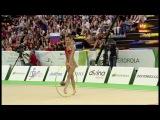 Екатерина Селезнева - обруч (многоборье) // World Challenge Cup 2017, Гвадалахара