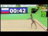 Екатерина Селезнева - мяч (многоборье) //  World Challenge Cup 2017, Гвадалахара
