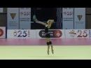Irina ANNENKOVA (RUS) ball training - 2017 Trofeu de Barcelona