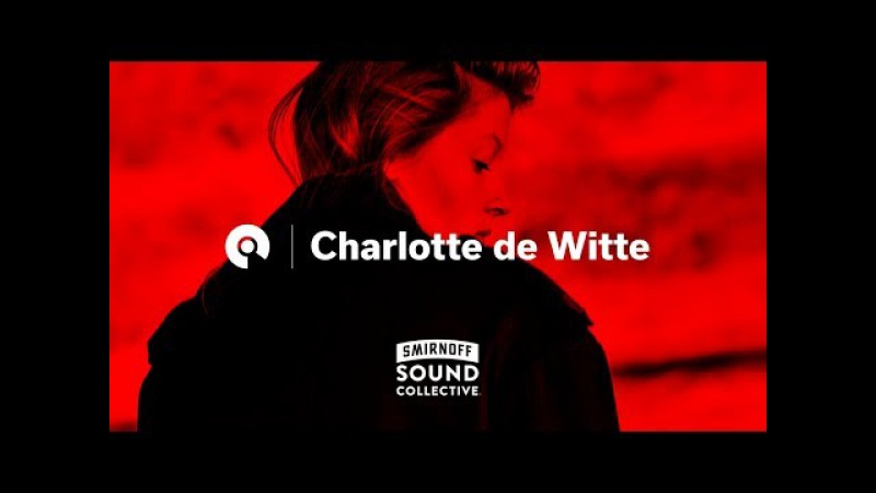 Charlotte de Witte @ Smirnoff Sound Collective (BE-AT.TV)