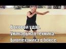 Боковые удары в боксе на биомеханике Уникальная техника Казаковский Гарри Иосифович
