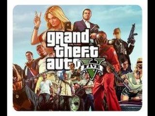 Лайфхаки для игр 1! Убираем получерые квадратики в GTA V!