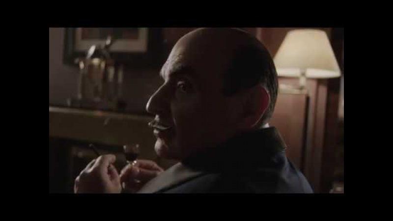 Сериал Эркюль Пуаро 13 сезон 1 серия детектив Агаты Кристи (Слоны помнят всё!)