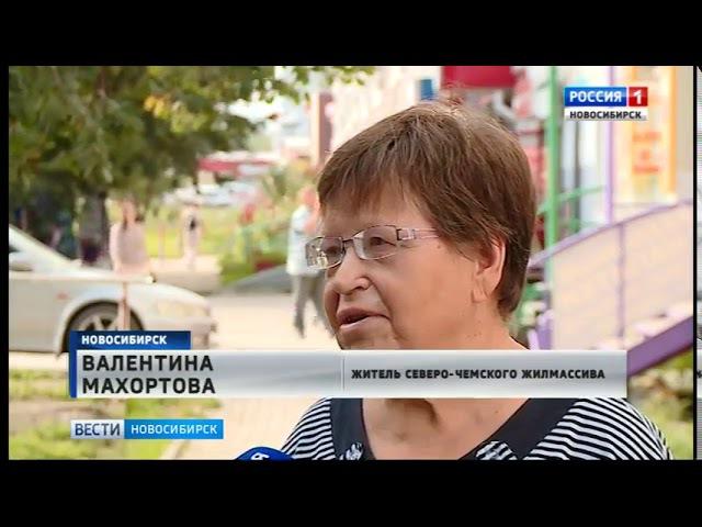 Северо-Чемской жилмассив: «Я – Новосибирск. Портрет микрорайона»