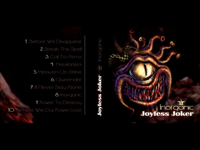 Joyless joker - i will never stay alone