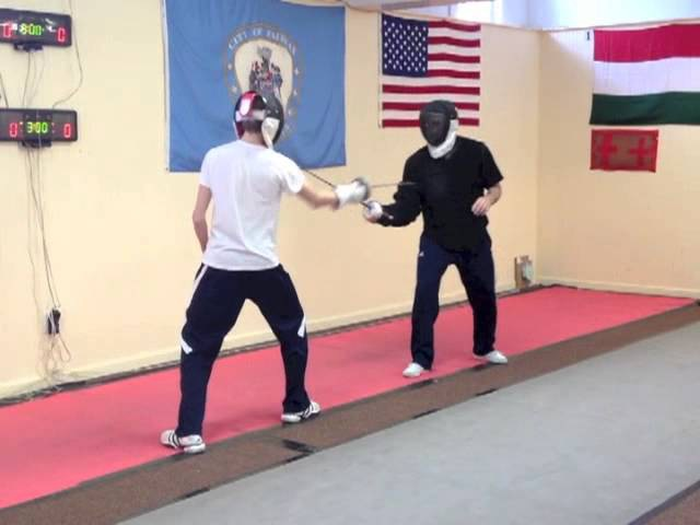 Epee Lesson - Part 1