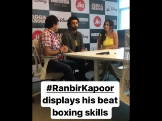 Instagram post by Ranbir Kapoor Universe • Jul 12, 2017 at 9:10am UTC
