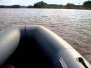 Лодочный мотор Стрела 5 л.с винт скор-й ветерок 8 лодка Флинк 320л