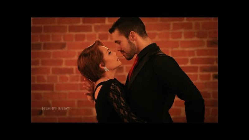 Candace Caplin Ronny Dutra. Tango. Gotan Project Mi Confesion. Film by Juliati.