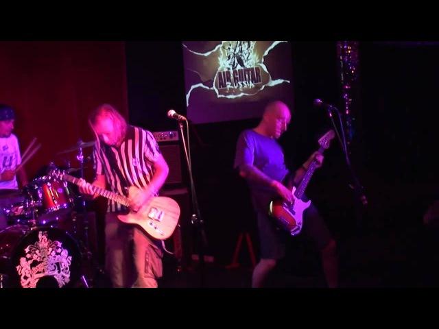 Контакты Сидоров. На Air Guitar 2011