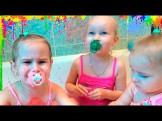ВЛОГ Как мы снимали BAD BABY с Мили Ванили Едем с друзьями на пикник Дети играют VLOG