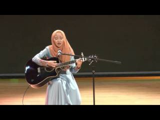 Performance by Mimi Nazrina - Youth Symposium 2015