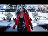 Sting makes an iconic entrance on The Grandest Stage of Them All WrestleMania 31