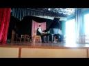 И.С.Бах. Менуэт Исполняет Виталий Погребняк.