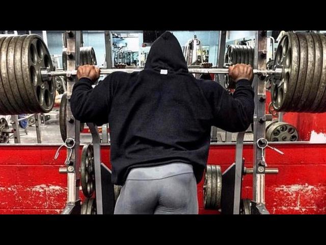 Prepare For LEG DAY - POWERFUL Squat Motivation