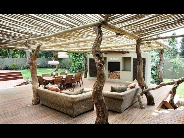 Ideas for outdoor spaces that invite inhabitation