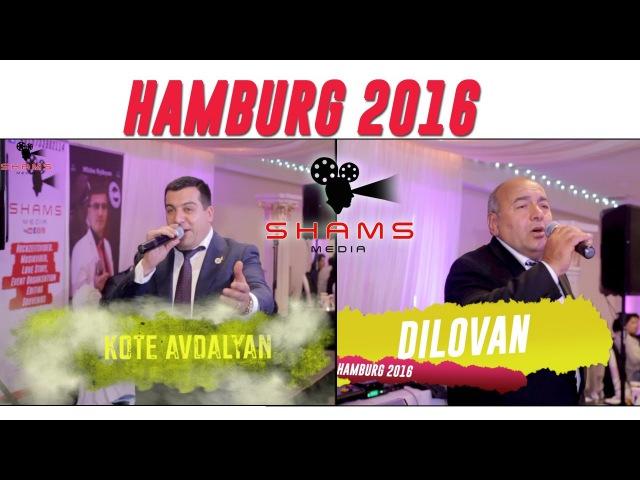 Kote Avdalyan Dilovan Merani Hamburg 2016