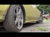 2WS Vs 4WS 4 wheel steering Honda Prelude. Slow speed manoeuvrability comparison JDM &amp UKDM