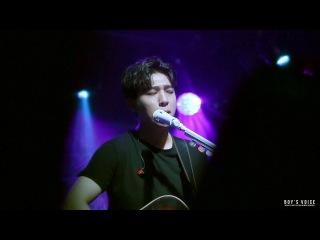 170902 EVERYDAY6 concert in September 데이식스 - Eyeless 성진 포커스