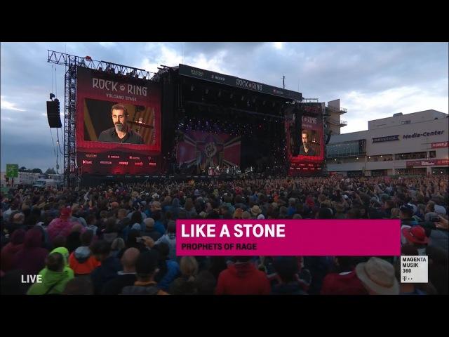 Prophets Of Rage - Like a Stone (ft. Serj Tankian)