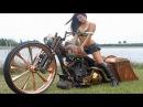 Самоделки, Кулибины и Удивительная техника ✦ Мотоциклы для жизни, для души, для ...