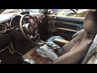 Volkswagen Beetle 2013 Tuning by Carstyle 2.0 TSI 200PS, Ispiri ISR8 9.5j x R19, G-Ride-Luftrahrwerk