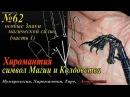 Воронья лапа . Символ Колдуна. Хиромантия - Hiromantiyaи от Владимира Красаускас. 62