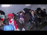 Syria East Aleppo residents begin to rebuild war-damaged homes
