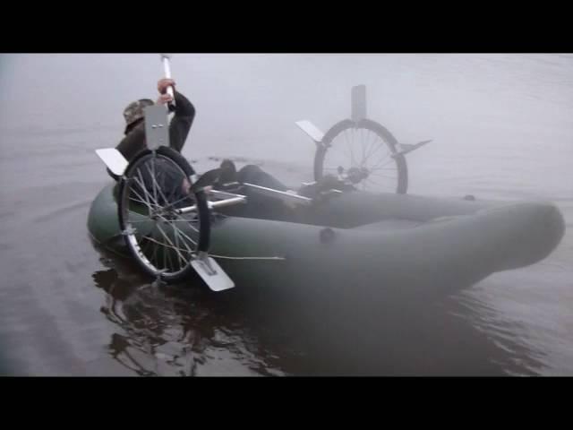 Уфимка на педалях