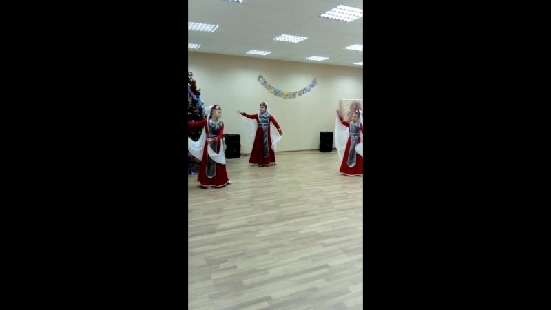 Грузинский танец Хореографическая студия Топотушки