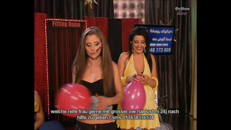 ETV Show katelin popping ballons 130114