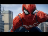 Marvel`s Spider-Man (PS4) - E3 Gameplay