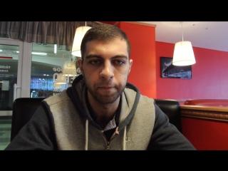 Карен Хачатрян, КМС по баскетболу, игрок команды СГУ г.Сыктывкар говорит о проекте сквера