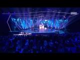 Танцы- Баина Басанова и Михаил Зайцев (Madonna - Push) | Калмыкия