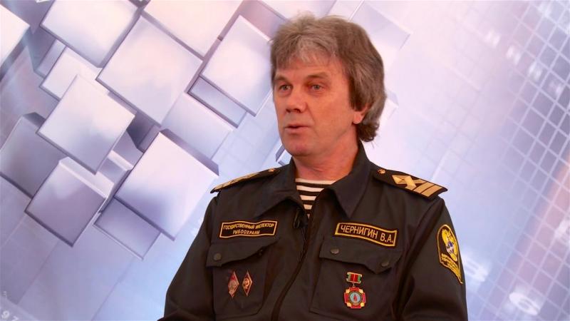 Интервью с Владимиром Чернигиным, участником ликвидации последствий аварии на Чернобыльской АЭС
