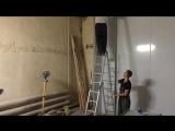 Монтаж гигантской ОСК краткий обзор 1