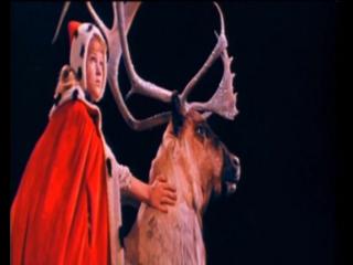 Cнежная королева Чародеи Три белых коня