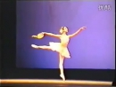 Yuanyuan Tan performing Esmeralda Variation 1994