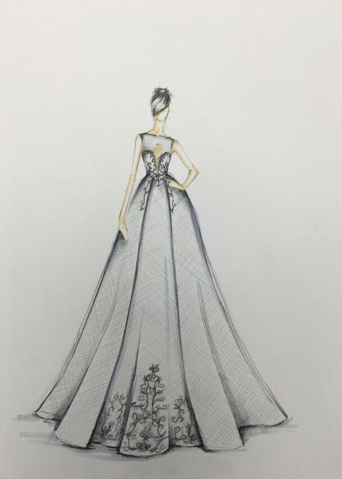 kG2EndGrdoo - Концепции свадебного платья 2017 (15 фото)