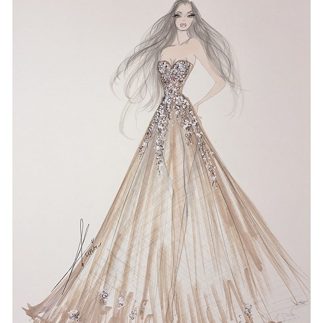 H92DXSy6l2M - Концепции свадебного платья 2017 (15 фото)
