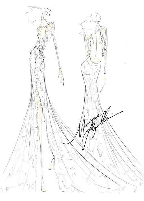 KdNYnwtRjYc - Концепции свадебного платья 2017 (15 фото)