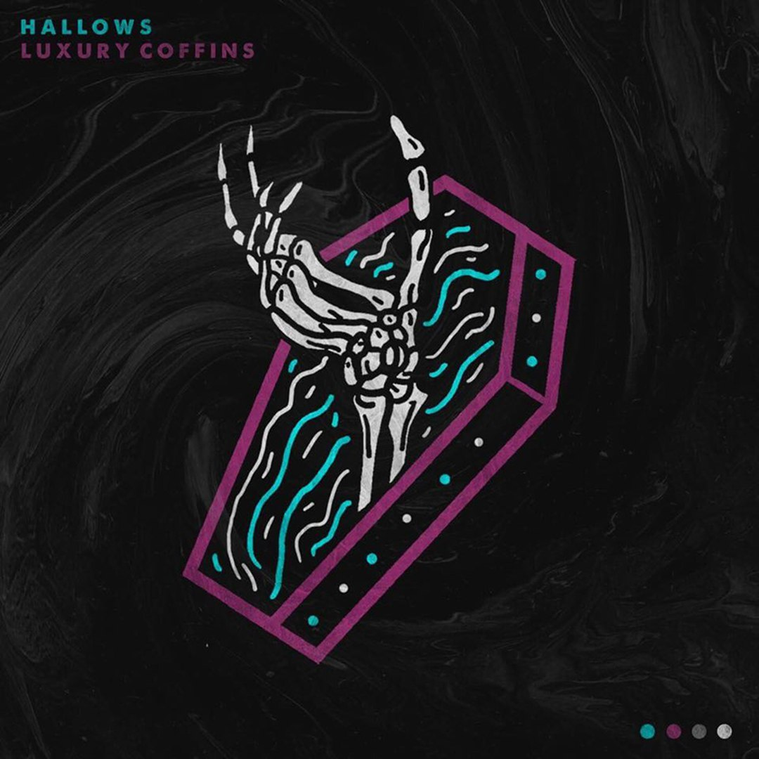 Hallows - Luxury Coffins [EP] (2017)