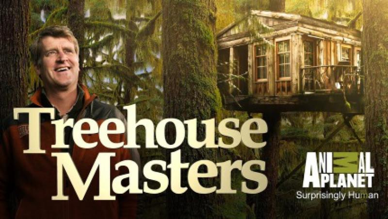 Дома на деревьях 6 сезон 3 серия. Кемпинг с комфортом / Treehouse Masters (2016)
