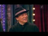 Вечерний Ургант - Джеки Чан-Jackie Chan, духовой оркестр Олега Меньшикова. 90 выпуск, 07.12.2012
