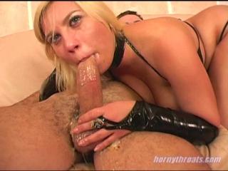 Hornythroats.com - luba love (blonde with luscious curvy body)