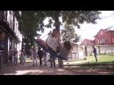 Праздник двора - 2017 в Истре у кофейни